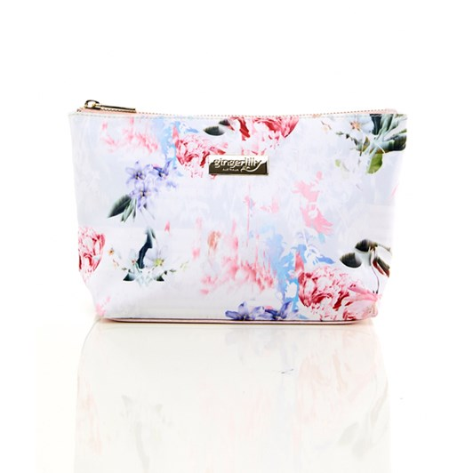 Gingerlilly Cosmetic Triangle Bag