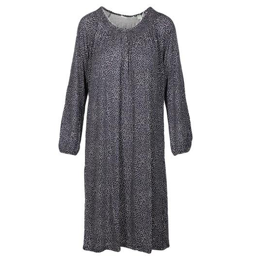 Yuu Winter Storm Smocking Dress