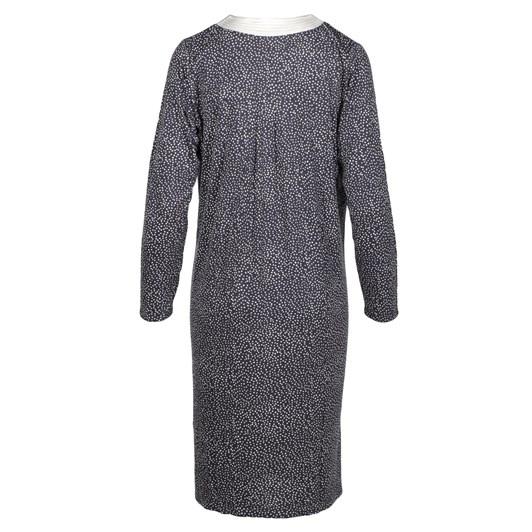 Yuu Winter Storm Satin Dress
