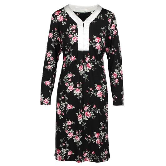 Yuu Full Bloom Satin Dress