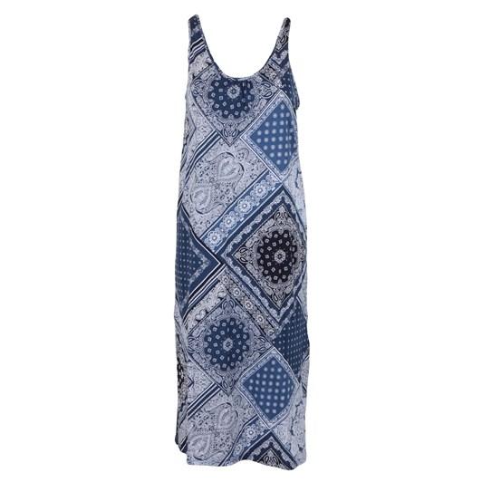 Lauren Ralph Lauren Knot Back Gown
