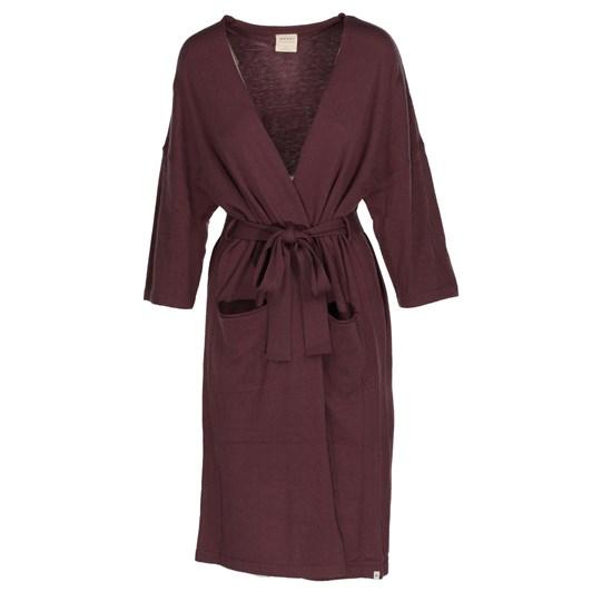 Jockey Weekender Knit Kimono Cardi