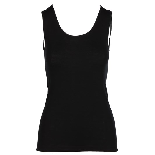 Baselayer Pure Wool Rib Vest