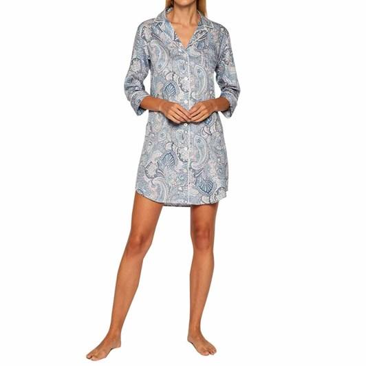 Lauren Ralph Lauren  3/4 Sleeve Sleepshirt