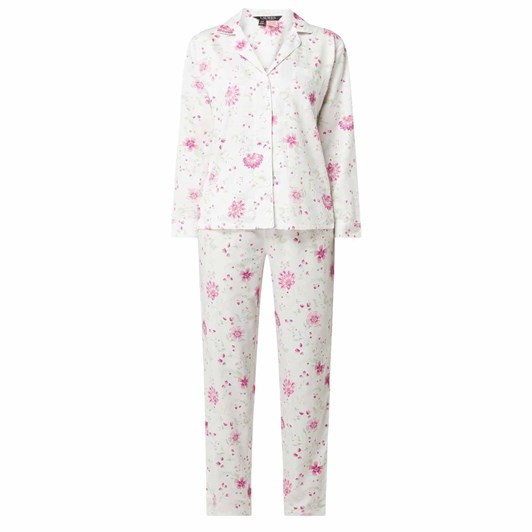 Lauren Ralph Lauren  L/S Notch Collar Pajama