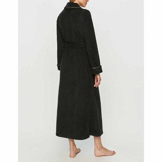 Lauren Ralph Lauren  Dalton Fleece Long Shawl Collar Robe