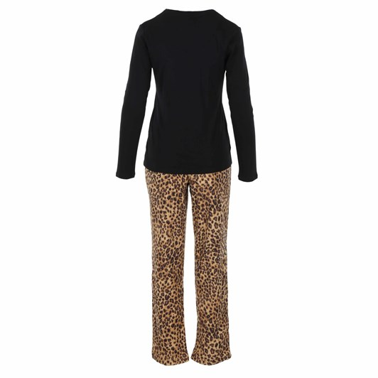 Lauren Ralph Lauren  L/S Jersey Top & Fleece Pant