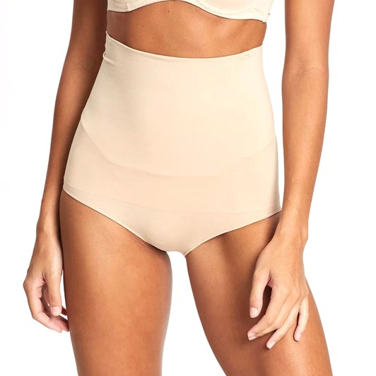 Nancy Ganz Power Play High Waisted Brief