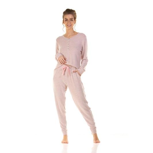 La Marquise Lush Lounge Long Sleeve Pyjama
