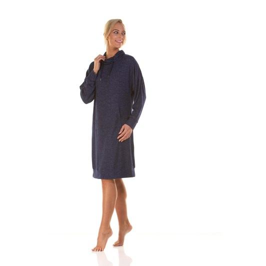 La Marquise Lush Lounge Cowl Neck Long Sleeve Lounger