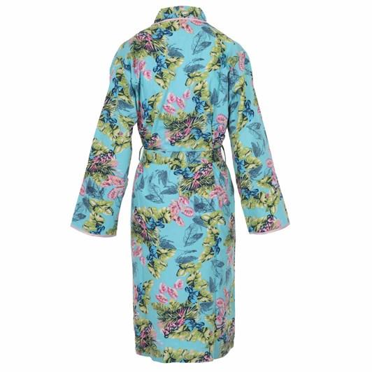 Cottonreal Nordicstar 3/4 Slv Jp Kimono Wrap