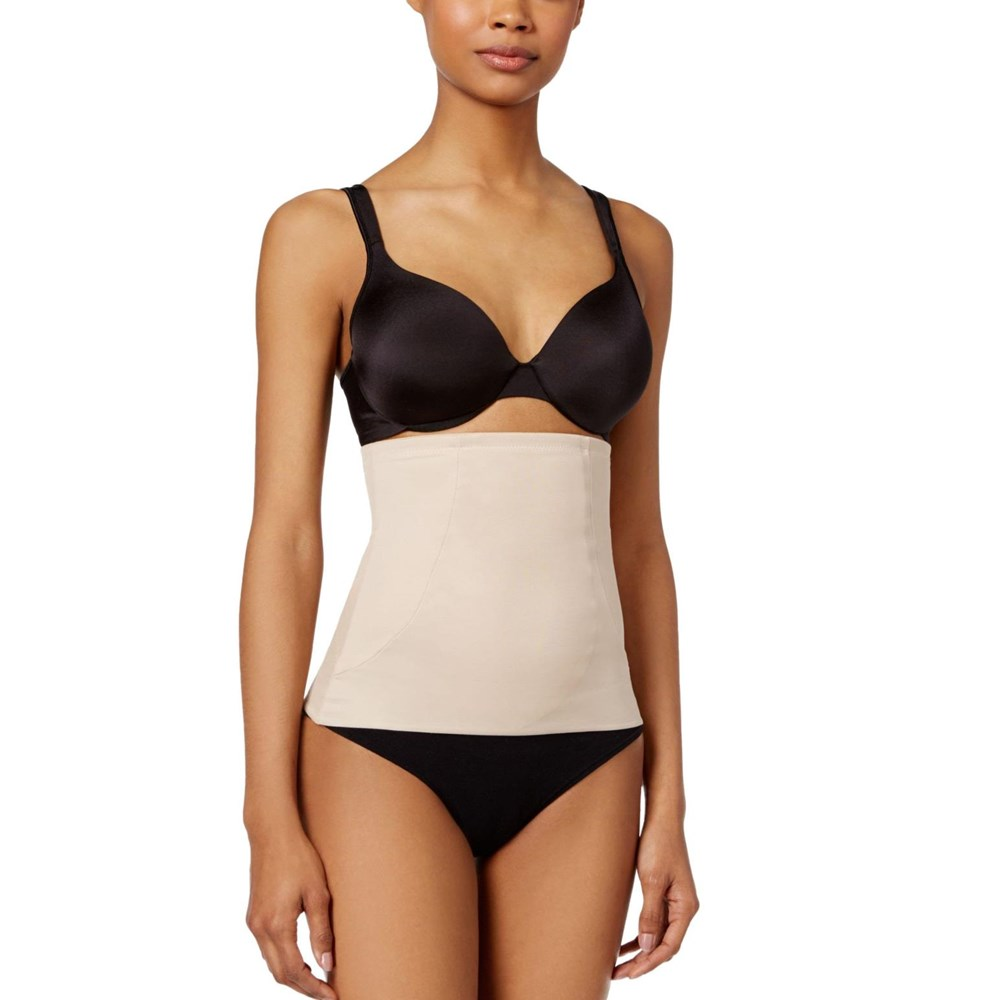 Miracle Suit Step In Waist Cincher nude