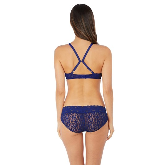 Wacoal Halo Lace Moulded Underwired Bra