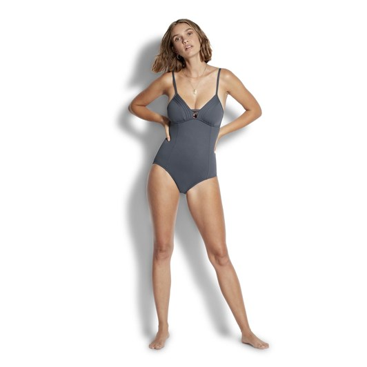 Seafolly Pintucked Maillot