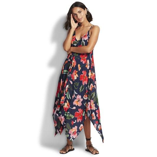 Seafolly Summer Memoirs Scarf Dress