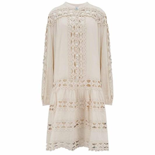 Devotion Palermo Short Dress With Lace