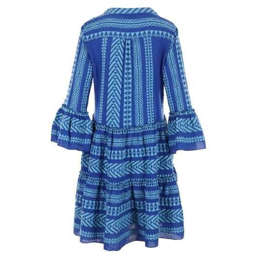 Devotion Ella Midi Dress Neon