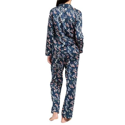 Project REM Navy Garden Floral Pyjama