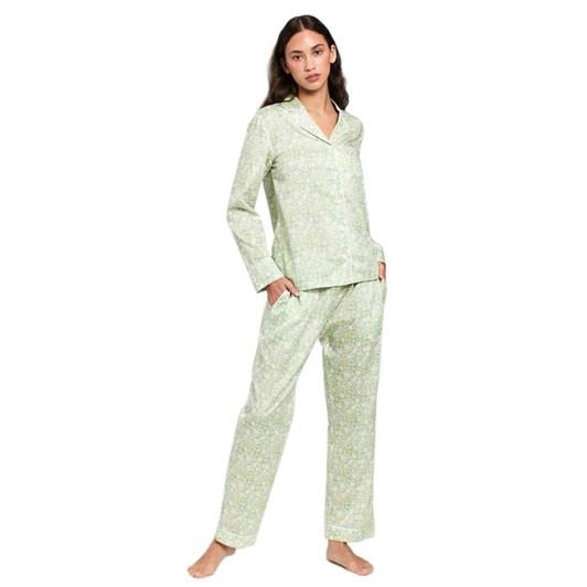 Project REM Peppermint Floral Pyjama
