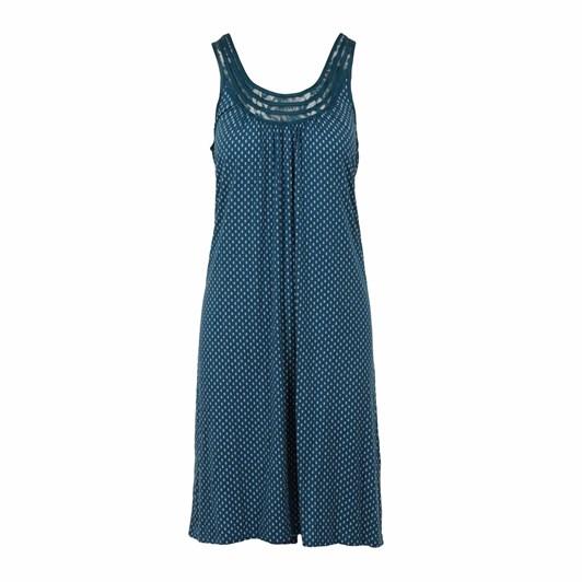 Yuu Sleeveless Spot Dress