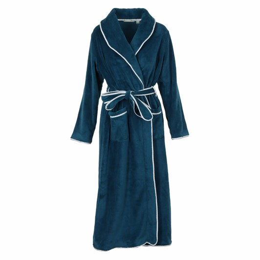 Yuu Satin Trim Robe