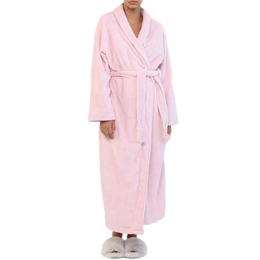 Papinelle Long Plush Robe