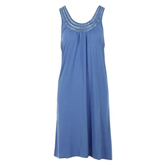 Yuu Sleeveless Lace Dress