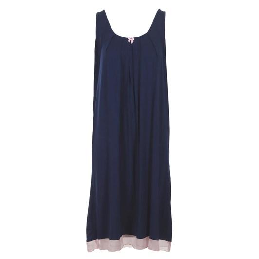Yuu Georgette Dress