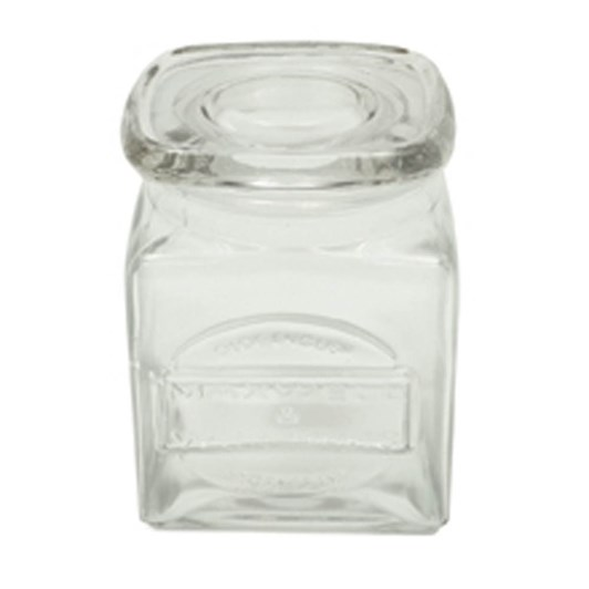 Maxwell and Williams Olde English Glass Storage Jar 0.5 Litre