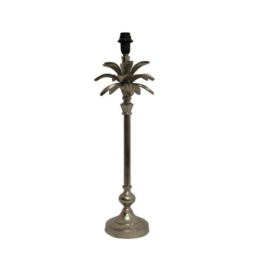 French Country Large Palm Tree  Lampbase