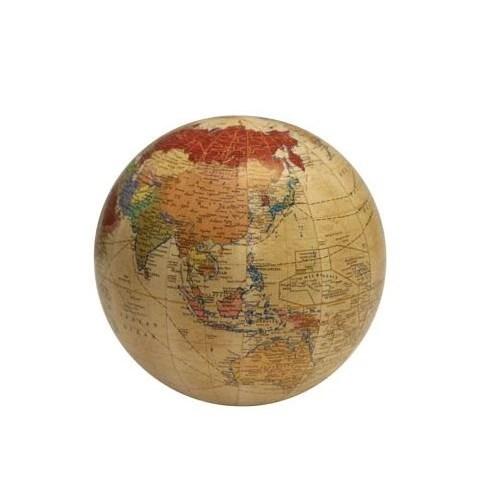 French Country Globe Cream 10cm
