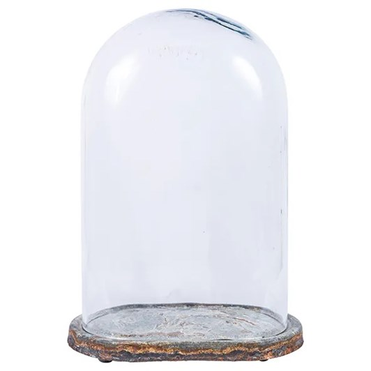 French Country Dome on Oval Base
