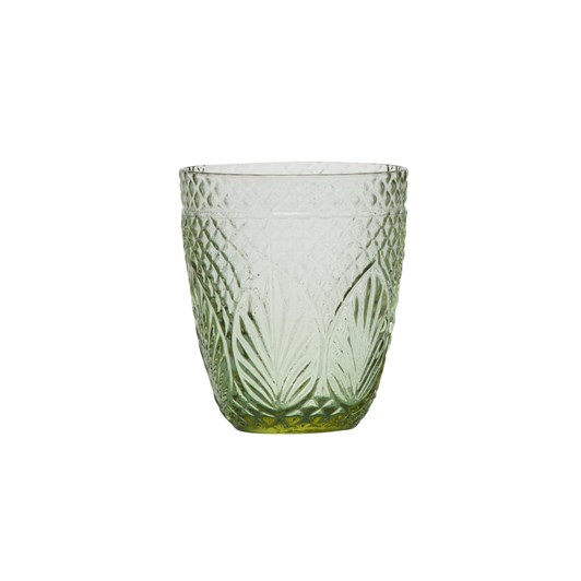 French Country Vintage Green Tumbler