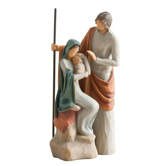 Willow Tree The Holy Family 19cm