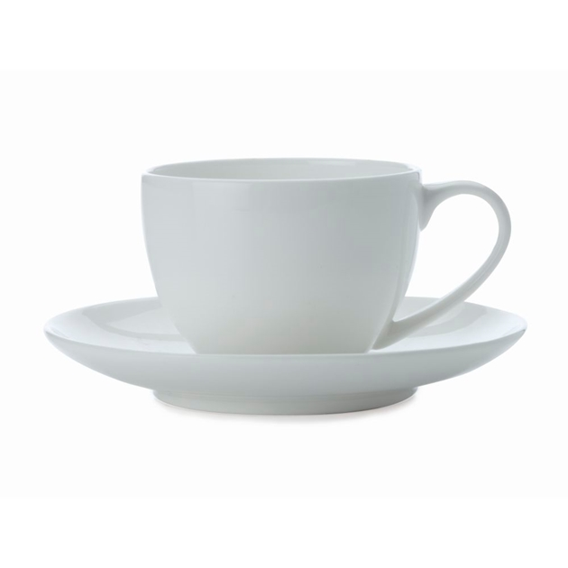 Maxwell & Williams Cashmere Round Demi Cup & Saucer 100ml -