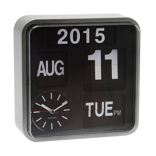 Karlsson Mini Flip Wall Clock