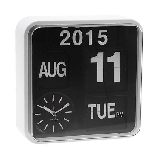 Karlsson Mini Flip Wall Clock