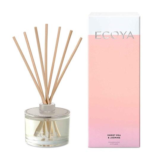 Ecoya Reed Diffuser 200ml - Sweet Pea & Jasmine