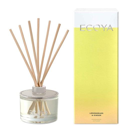 Ecoya Reed Diffuser 200ml - Lemongrass & Ginger