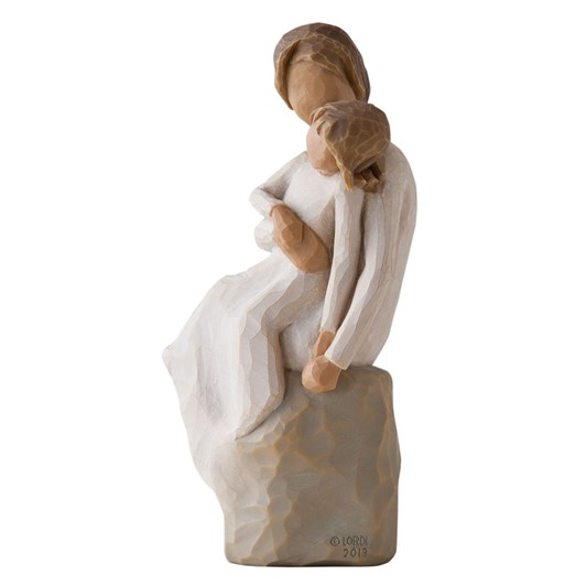 Willow Tree Mother & Daughter (Sitting) Figurine