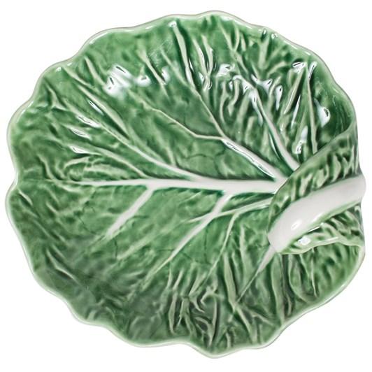 Bordallo Cabbage Curved Leaf 18.5