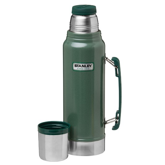 Stanley Classic Flask Green 1.0 Litre