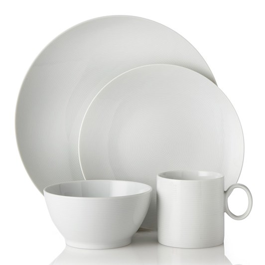 Thomas Medaillon White 16 Piece Dinner Set
