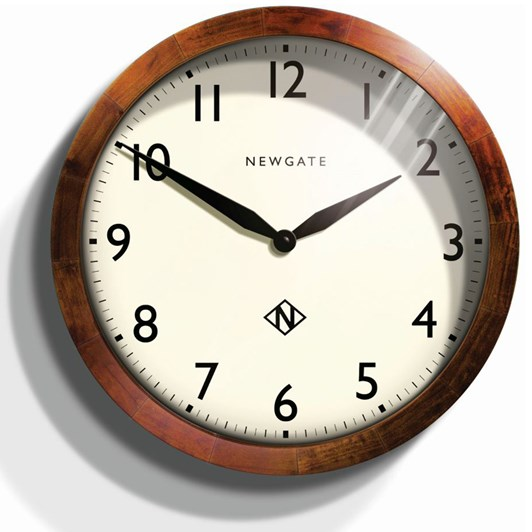 Newgate Wimbledon Clock With Arabic Dial