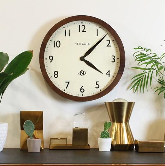 Newgate Wimbledon Clock With Arabic Dial