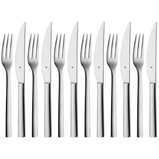 WMF Nuova Steak Set 12 Piece