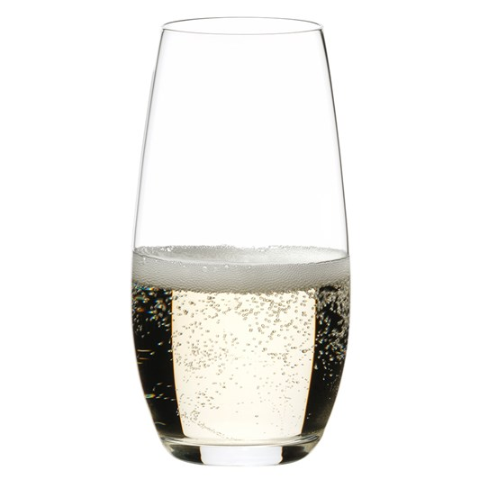 Riedel O Champagne Flute Twin Pack