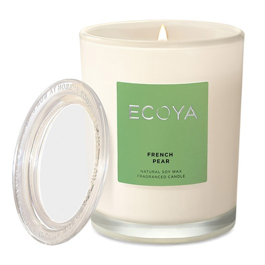 Ecoya New Look Metro Jar - French Pear