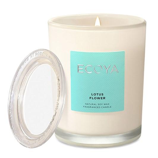 Ecoya New Look Metro Jar - Lotus Flower