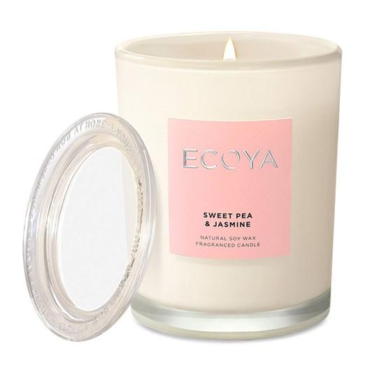 Ecoya New Look Metro Jar - Sweet Pea & Jasmine